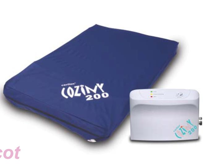 medical equipment coziny 200 mattress for baby crip
