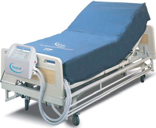 TheraFlo True Low Airloss bed