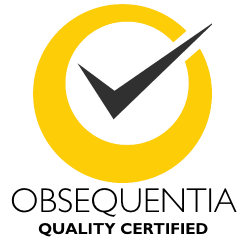 Obsequenta quality certified