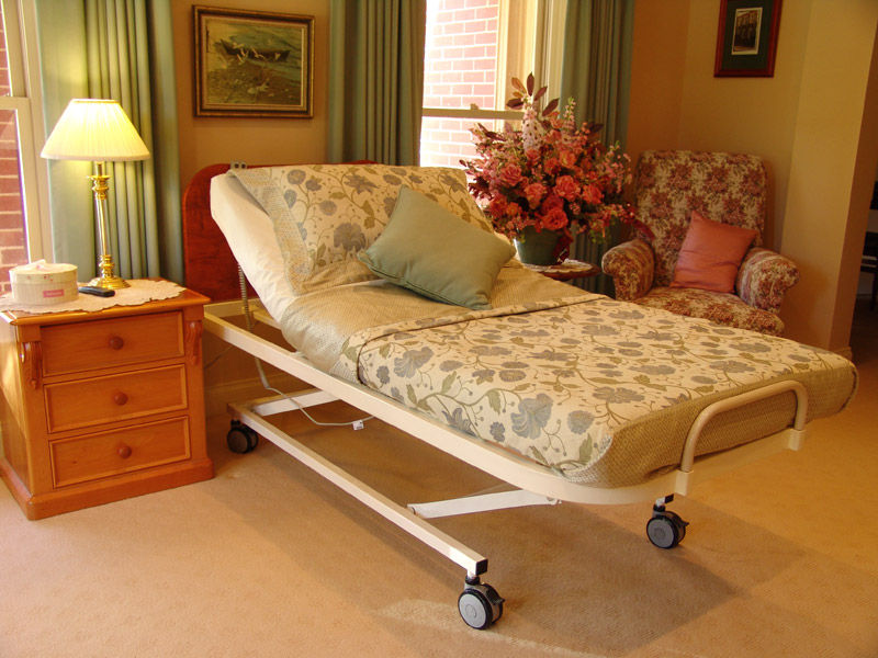 deutscher walmsley home healthcare bed